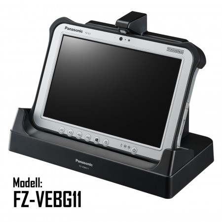 Panasonic FZ-VEBG11 Dockingstation für ToughPad FZ-G1 USB 3.0