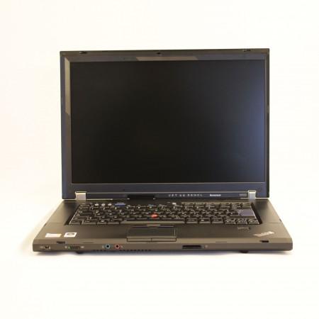 Thinkpad Lenovo W500 Core 2 Duo T9400 2,53GHz 320GB 4GB ATI