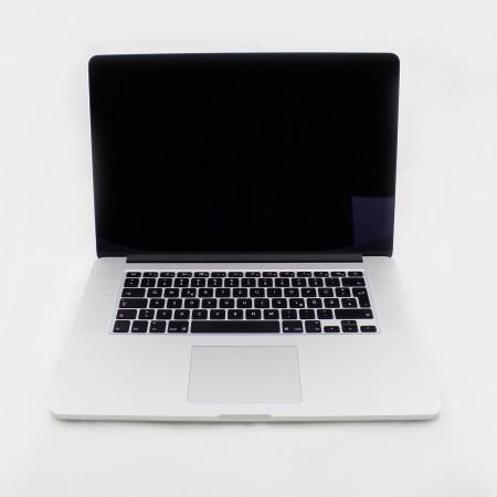 """Apple MacBook Pro Retina 15"""" Quad i7-4850HQ 2,3GHz 256GB SSD 8GB A1398"""