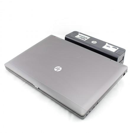 HP ProBook 6470b i5-3320M 320GB 4GB RAM WIN10 Dockingstation