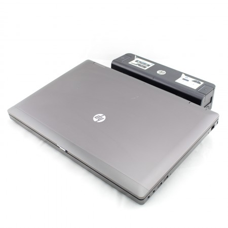 HP ProBook 6570b i5-3320M 320GB 4GB RAM WIN10 Dockingstation
