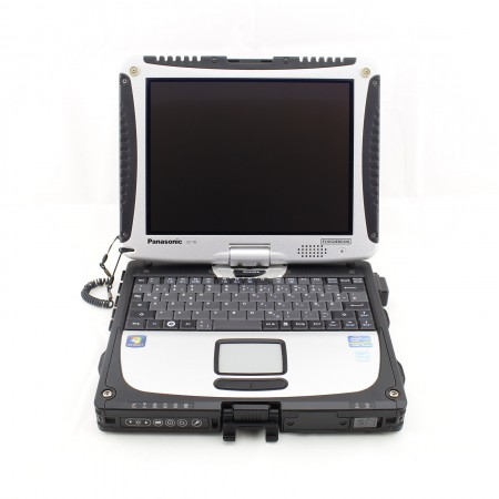 Panasonic Toughbook CF-19 MK6 Core i5-3320M 256GB SSD 4GB LTE GPS