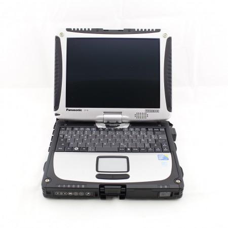 Panasonic Toughbook CF-19 Core 2 Duo U7500 80GB HD 3GB RAM UMTS Win7