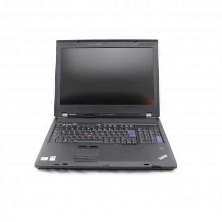 Lenovo ThinkPad W700 T9600 8GB RAM 500GB Webcam FULL HD