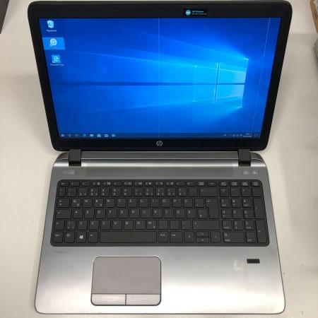 HP ProBook 450 G2 i3-4030U 320GB HDD 4GB Webcam Windows 10