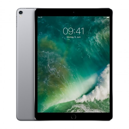"Apple iPad PRO (9,7"") Wi-Fi + Cellular 32GB Spacegrau A1674 LTE 4G - TOP Zustand"