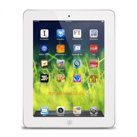 Apple iPad 4 32GB - Wi-Fi weiss DEFEKT - geht nicht an
