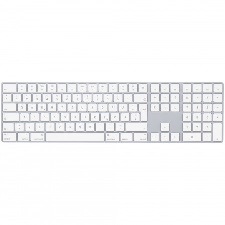 Original Apple Magic Tastatur Keyboard mit Zifferblock DEUTSCH