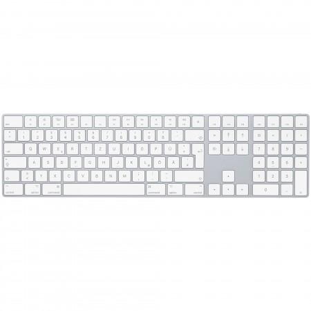 Original Apple Magic Tastatur Keyboard mit Zifferblock DEUTSCH
