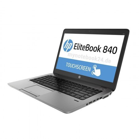 HP EliteBook 840 G3 i5-6300U 256GB SSD 8GB Webcam Windows 10 Touch