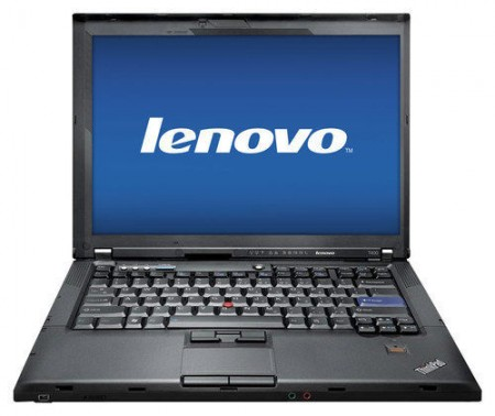 Lenovo ThinkPad T400 Core2 Duo P8400 160GB 4GB RAM WIN 10