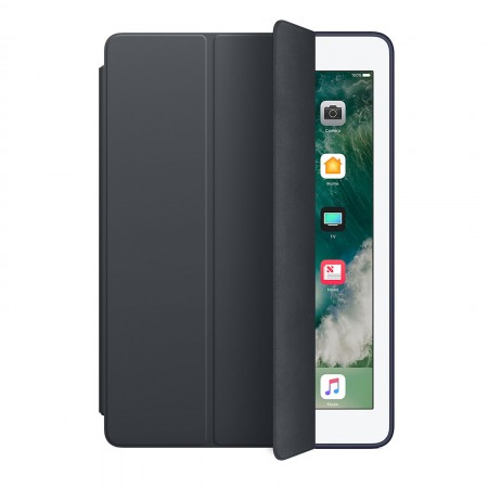 ORIGINAL Apple iPad Pro 9.7 Silicone Case + Smart Cover | MM292ZM/A | MM1Y2ZM/A | Charcoal Gray | NEU