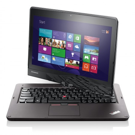Lenovo ThinkPad Twist i5-3337U S230U 500GB 4GB MULTI-TOUCH Win 10