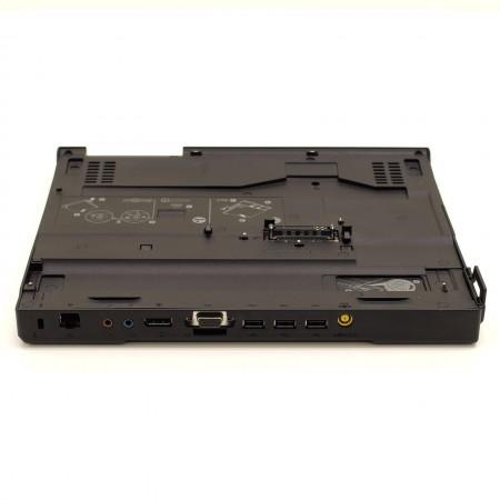 Lenovo Port Replikator X200 X201 UltraBase mit DVD Laufwerk PN 44C0554 FRU 42X4963