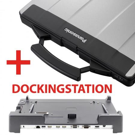 Panasonic Toughbook CF-53 MK3 i5-3340M 160GB SSD 8GB RAM WIN10