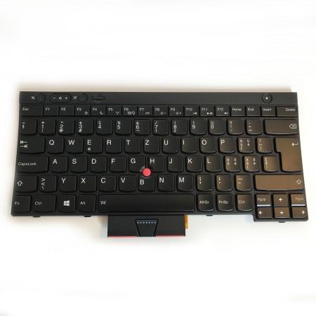 Original Lenovo ThinkPad Tastatur schweiz CH Backlight 04X1380 04y0555 T430 X230 W530