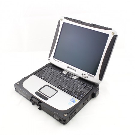 Panasonic Toughbook CF-19 MK4 Core i5 U540 128GB SSD 8GB UMTS GPS